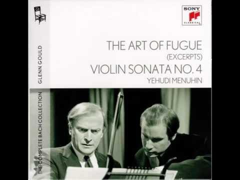 Glenn Gould & Yehudi Menuhin