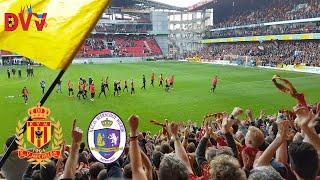 Sfeer voor en na KV Mechelen VS. Beerschot-Wilrijk (3-0)
