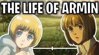 The Life Of Armin Arlelt (Attack On Titan)
