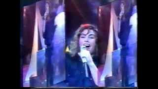 Laura Branigan - Self Control, The Lucky One, Satisfaction (Live)