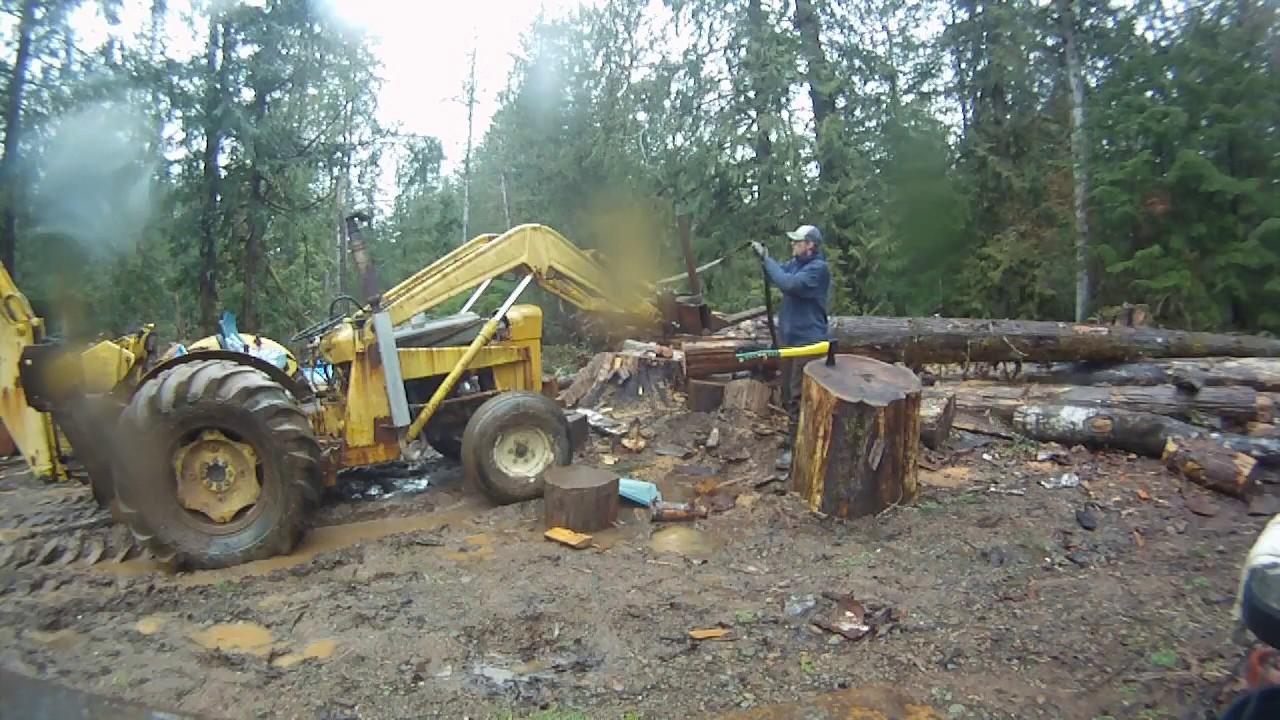 MF 202 workbull stalling under load