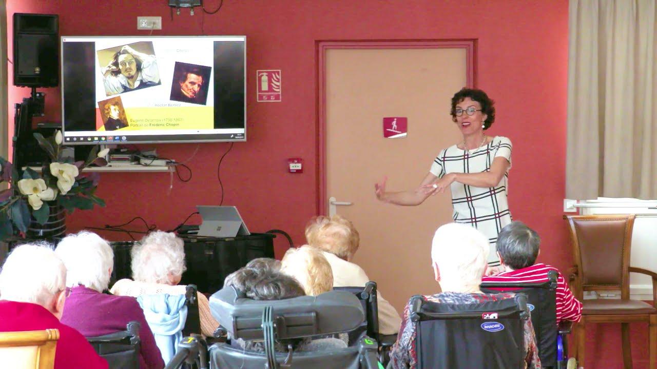 Sophie Gaillot Miczka nous parle de musicologie (13/06/18)