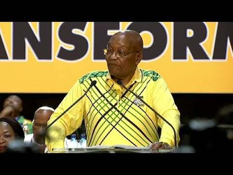 ANC President Zuma bears no grudge