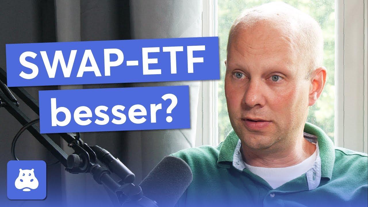 Was sind die besseren ETF aus steuerlicher Sicht? SWAP vs. Physisch   Arne Scheehl Interview 1/3