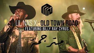 Lil Nas X - Old Town Road [Remix] (ft. Billy Ray Cyrus) [Lyrics Video]