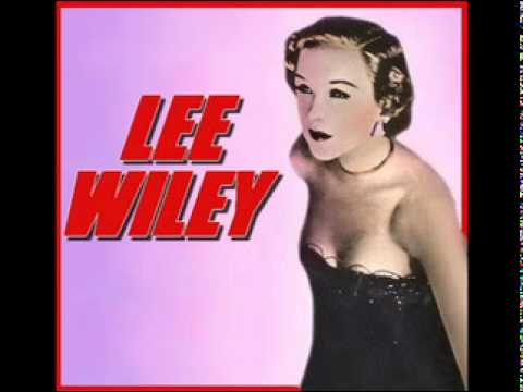 """Lee Wiley - """"Woman's Intuition"""" (Vintage Parlor Echo Mix)"""