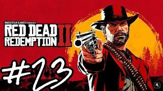 WILCZE PROBLEMY - Let's Play Red Dead Redemption 2 #23 [PS4]