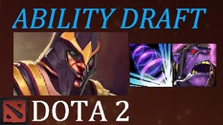 BEST BASE DIVING ABILITY DRAFT?! Full Attack Speed Snowball Dota 2