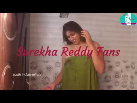Surekha Reddy Bathing Time