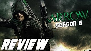 Download Video First DECENT Season of Arrow! - Season 6 Review (Spoilers) MP3 3GP MP4