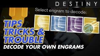 Video Destiny Tips Tricks & Trouble - Decode Your Own Engrams download MP3, 3GP, MP4, WEBM, AVI, FLV Oktober 2018