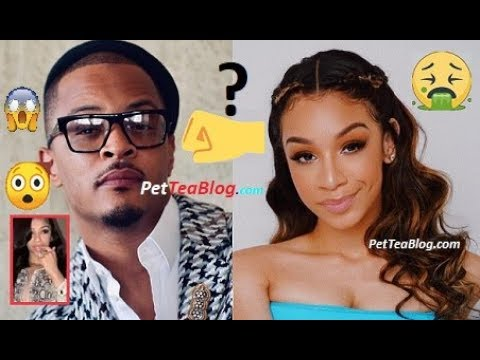 T.I Checks Daughter Hymen to Make Sure she still a Virgin, She's Disgusted 😲