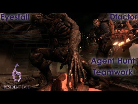 Resident Evil 6 - Agent Hunt 2