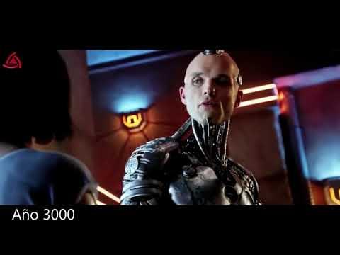 Escenario años 2070-2100