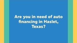 Haslet Texas No Money Down Car Loans