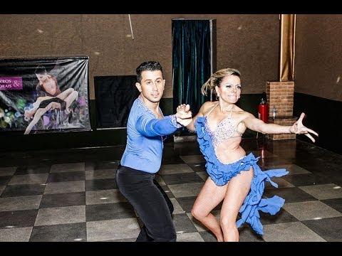 Baila Mundo - Rodrigo Piano e Laura Piano (Latin Party 25/01/2014)