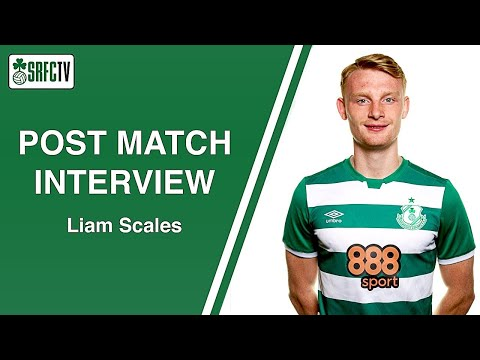 Liam Scales | Post Match Interview v Dundalk | 2 July 2021