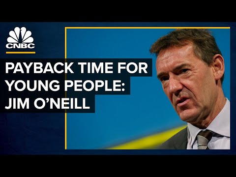 What''s Next For The U.S. Economy: Jim O'Neill