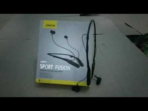 Review singkat earphone bluetooth jabra halo fusion #giveawaydkid