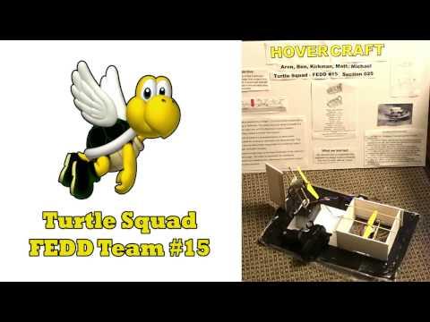 FEDD Group 15 - Hovercraft Presentation