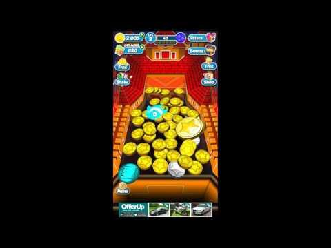 Coin dozer : free prizes cheat