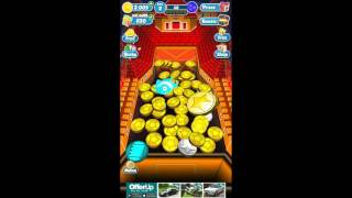 Coin dozer : free prizes cheat