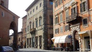 CITTA' DELLA PIEVE Antica Città - Umbria - HD