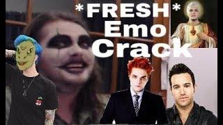 Super *FRESH* the DANKEST emo crack for CrankThatFrank