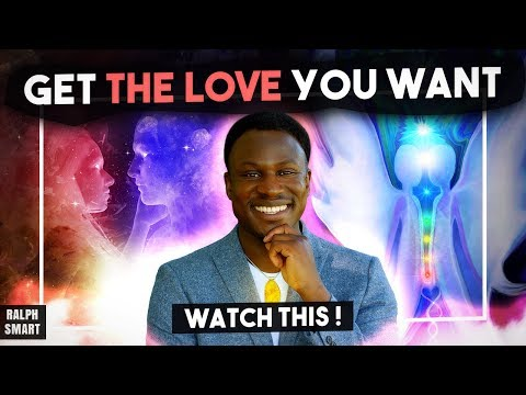 How To Get The Love You Want And Trust The Universe