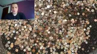 COIN STAR TIME! Metal Detecting NYC