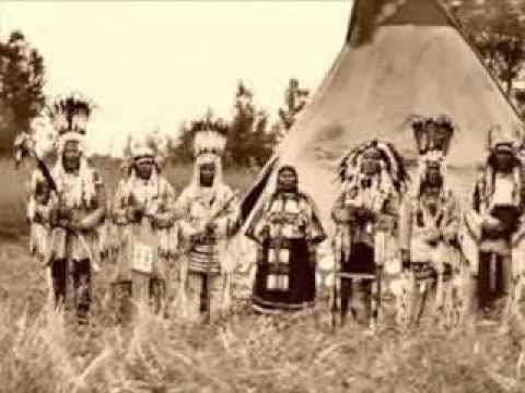 land and water for the blackfoot indians mov youtube