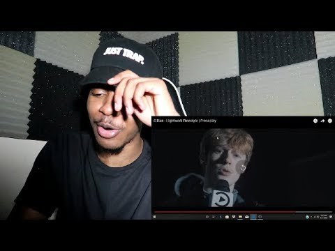 Cillian - Lightwork Freestyle | Pressplay *REACTION*