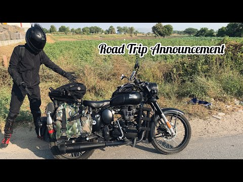 How to prepare for a road trip on bike | Royal Enfield | my preparation for long trip