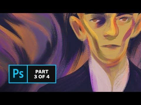 Peindre Comme Un Maître Dans Photoshop CC | Adobe France