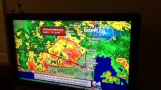 Tornado Warnings- Ft Lauderdale Area