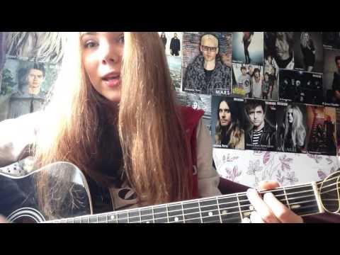 А вы не знаете почему живот болит на гитаре аккорды