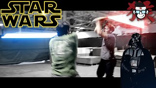 STAR WARS INSPIRED ACTION light sabre dual Episode IX 9