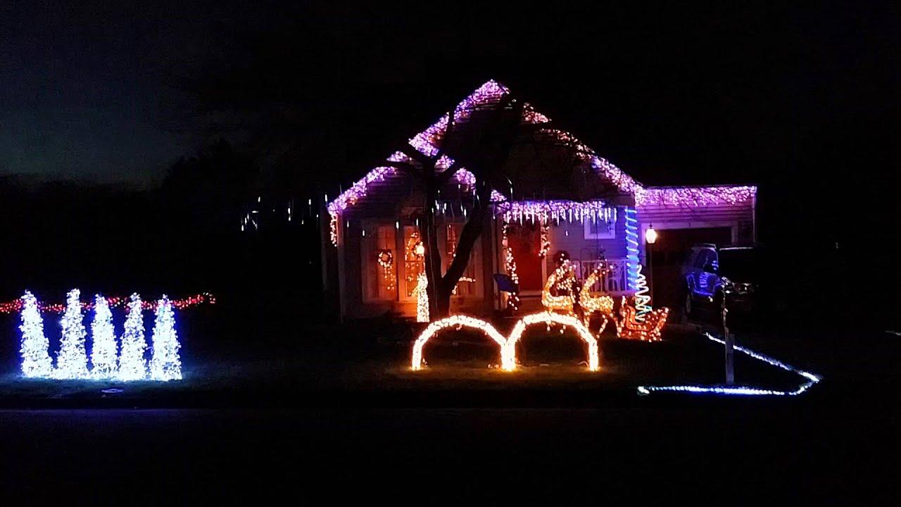 ge mr christmas light and sound