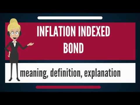 What is INFLATION INDEXED BOND? What does INFLATION INDEXED BOND mean?