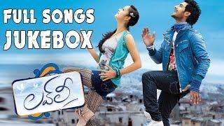 Lovely Movie || Full Songs Jukebox || Aadhi, Saanvi