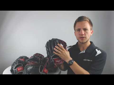 Review: Rawlings R9 Baseball Gloves Series