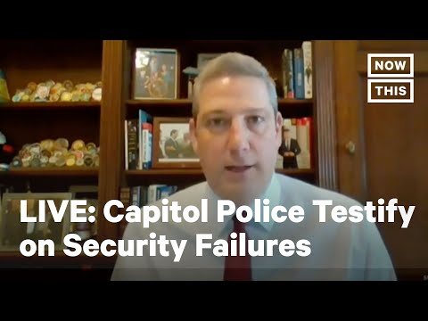 House Appropriations Hearing on Capitol Security Failures | LIVE