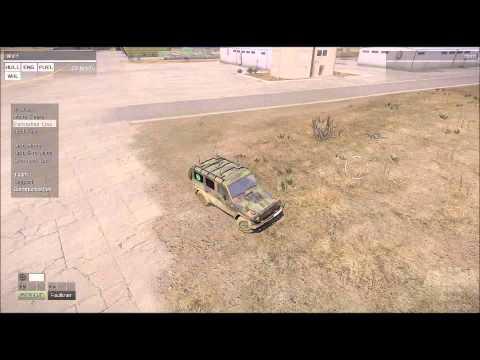 GAF PhysX Vehicles