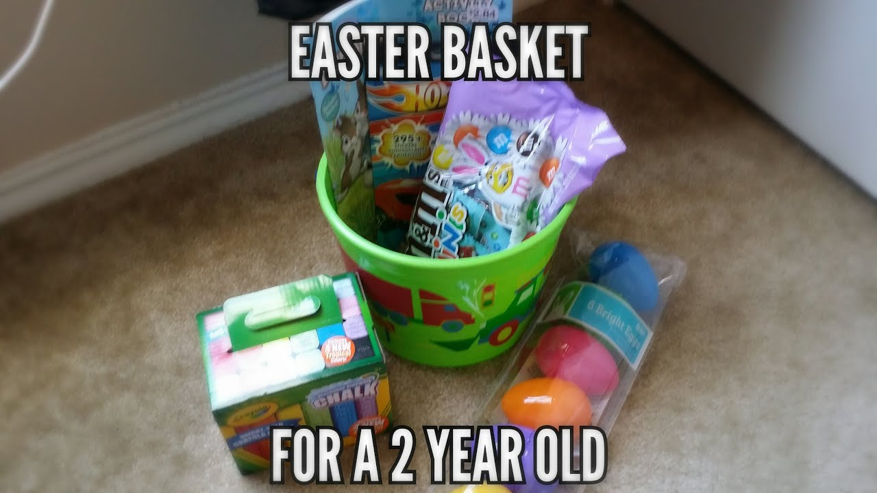 Whats in my 2 year olds easter basket youtube whats in my 2 year olds easter basket negle Choice Image