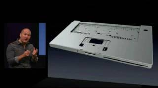 Oct 14 - Apple Notebook Event 2008 - New way to build - 2/6