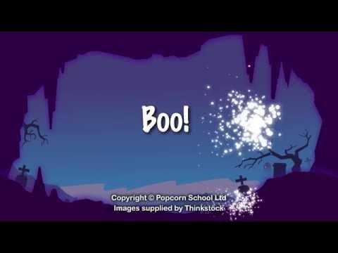 Boo - Halloween song - for kids and children - new karaoke songs lyrics