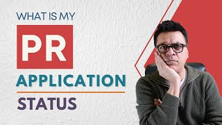 Download lagu What is the status of my PR application MP3