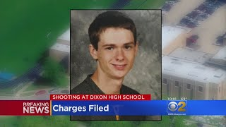 Illinois State Police Announce Charges Filed Against Alleged Dixon Gunman