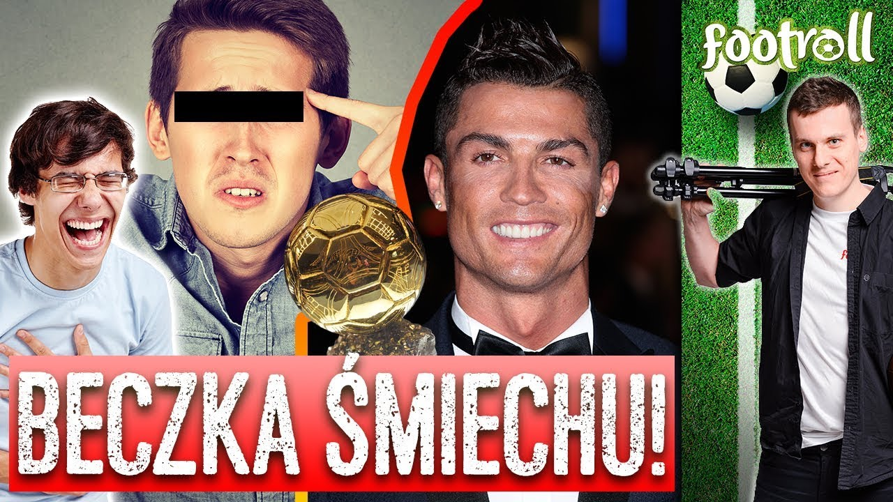 BEKA z ludzi – Złota Piłka dla Ronaldo