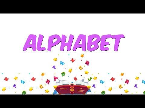 10 dk'da English Alphabet (İngilizce Alfabe)